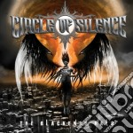 Circle Of Silence - The Blackened Halo cd musicale di Circle of silence