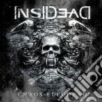 Insidead - Chaos-elecdead cd musicale di Insidead