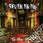Seven Ends - To The Worms cd musicale di Ends Seven