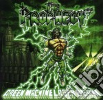 Green machine laser beam cd musicale di The Prophecy23