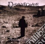 Parasites of a shifting future cd musicale di Disintegrate