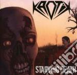 Kaotik - Starving Death cd musicale di Kaotik