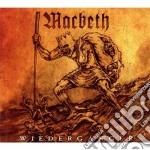 Macbeth - Wiederganger cd musicale di Macbeth