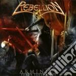 Arminius-furor teutonicus cd musicale di Rebellion