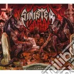 Sinister - The Silent Howling cd musicale di SINISTER