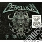 Rebellion - The Clans Are Marching cd musicale di Rebellion