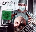 HEAL - CD+DVD                             cd musicale di DISBELIEF