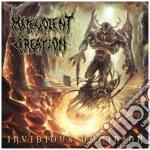 Invidious dominion cd musicale di Creation Malevolent
