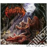 Sinister - Legacy Of Ashes cd musicale di SINISTER