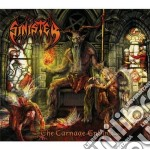 The carnage ending cd musicale di Sinister