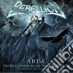 ARISE                                     cd musicale di REBELLION