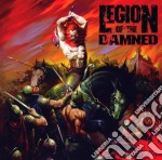 SLAUGHTERING                              cd musicale di LEGION OF THE DAMNED