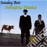 SUNDAY BEAST cd musicale di SWINGING STEAKS