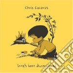 LOVE'S BEEN DISCONTINUED                  cd musicale di CACAVAS CHRIS