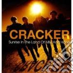 (LP VINILE) SUNRISE IN LAND OF HONEY (LP) lp vinile di CRACKER