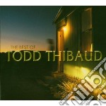 THE BEST OF - CD+DVD cd musicale di THIBAUD TODD
