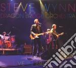 LIVE IN BRUSSELS  (2 CD + DVD) cd musicale di STEVE WYNN & DRAGON
