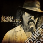 LIVE IN EUROPE CD+ DVD                    cd musicale di MC MURTRY JAMES