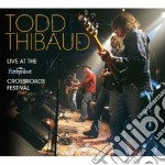 Live at rockplast cross. cd musicale di Todd thibaud (2 cd+d