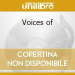 Voices of cd musicale