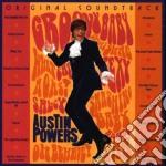 AUSTIN POWERS cd musicale di O.S.T.