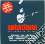 Substitute the songs of the who cd musicale