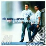Substance cd musicale di Blank & jones