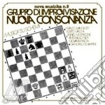 MUSICA SU SCHEMI cd musicale di GRUPPO DI IMPROVVISAZIONE