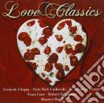 Various - Love Classics cd musicale di ARTISTI VARI