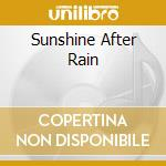 SUNSHINE AFTER RAIN cd musicale di Rita Marley