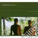 LEBENSART MUSIC.FOUR cd musicale di ARTISTI VARI