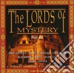 Lords Of Mystery Vol. 4 cd musicale di ARTISTI VARI