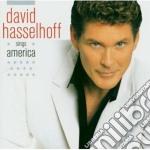 AMERICA cd musicale di David Hasselhoff
