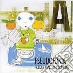 Pseudofonia - Piccole Vite Da Deci cd musicale di PSEUDOFONIA