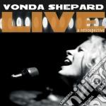 LIVE-RETROSPECTIVE/CD+DVD cd musicale di Vonda Shepard