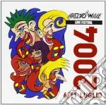 Arezzo Wave 2004 cd musicale di ARTISTI VARI