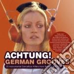 ACHTUNG! GERMAN GROOVES cd musicale di ARTISTI VARI