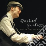 LOVE OUTSIDE THE WINDOW cd musicale di Raphael Gualazzi