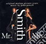 Mr. & Mrs. Smith cd musicale di O.S.T.
