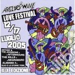Arezzo Wave Love Festival 2005 cd musicale di ARTISTI VARI