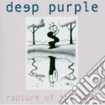RAPTURE OF THE DEEP cd musicale di DEEP PURPLE