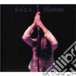 Zamboni Nada - L'apertura cd musicale di Nada Zamboni