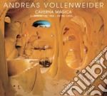 CAVERNA MAGIGA (...UNDER THE...) cd musicale di Andreas Vollenveider
