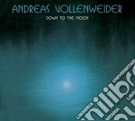 DOWN THE MOON cd musicale di Andreas Vollenweider