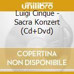 SACRA KONZERT cd musicale di Luigi Cinque