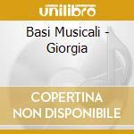 BASI MUSICALI - GIORGIA cd musicale di Basi Musicali