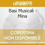 BASI MUSICALI - MINA cd musicale di Basi Musicali