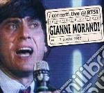 Gianni Morandi - Live A Rtsi cd musicale di Gianni Morandi