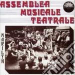 DA QUESTA PARTE DEL MARE cd musicale di ASSEMBLEA MUSICALE TEATRALE