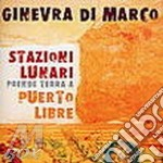 Marco Ginevra Di - Stazioni Lunari Terra A cd musicale di DI MARCO GINEVRA